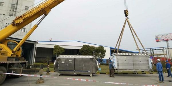 邦基(南京)农牧有限公司采用的废气处理设备