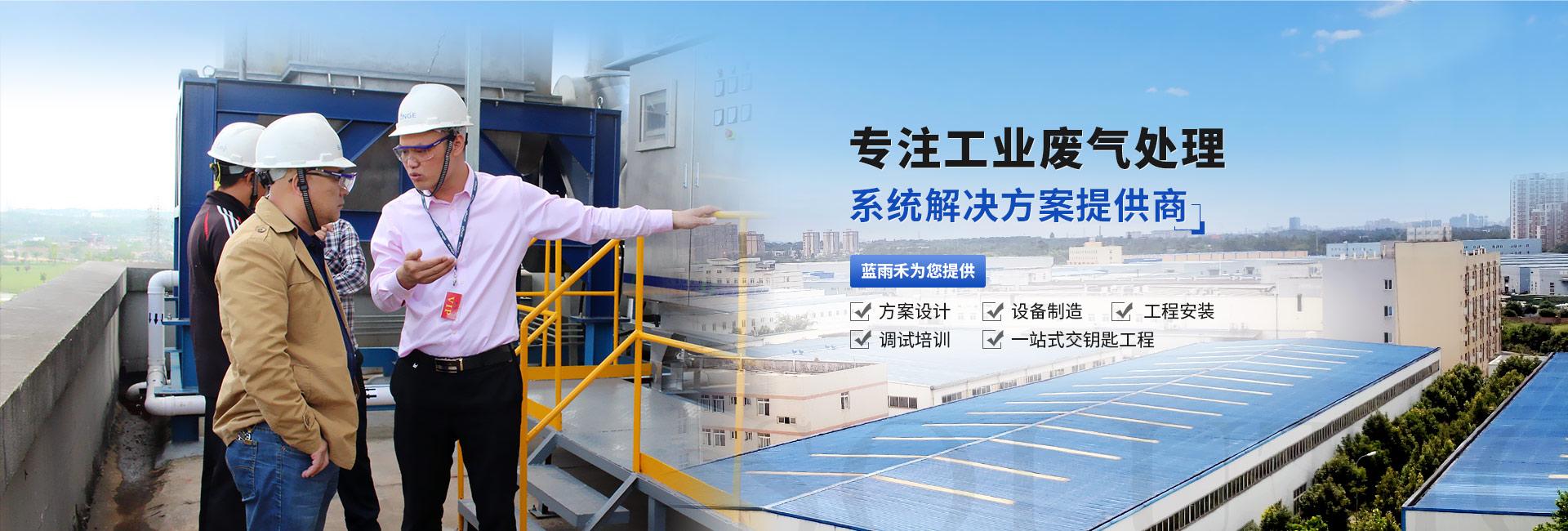 蓝雨禾环保 专注工业废气处理