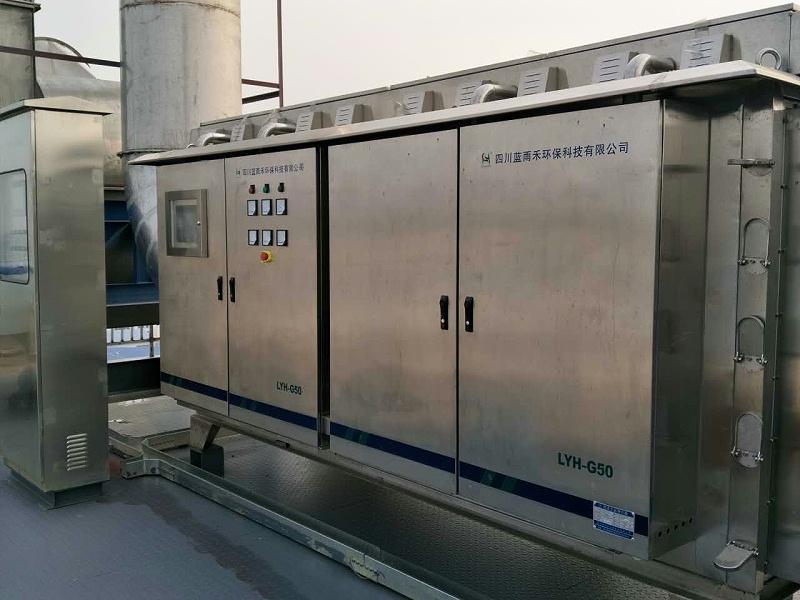废气处理,废气净化设备,有机废气处理,废气处理设备