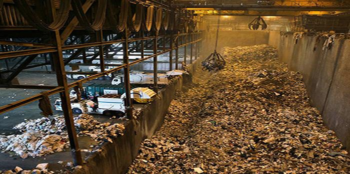 垃圾中转站废气处理