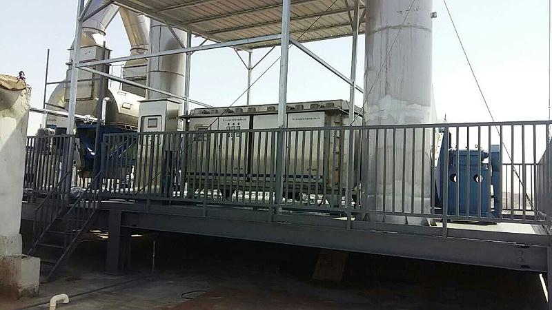 饲料废气除臭处理,废气处理,废气处理设备