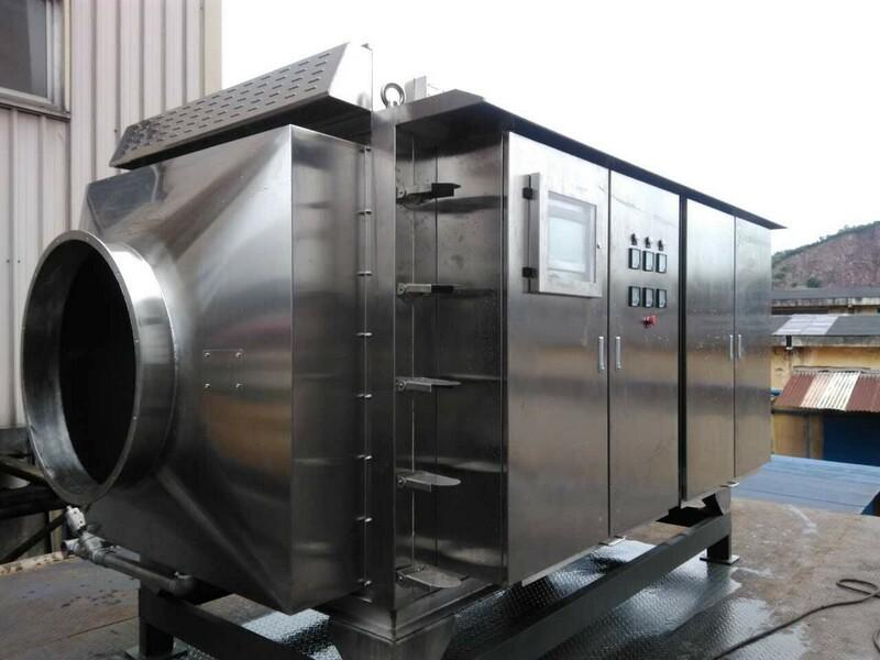 废气处理设备,有机废气处理,饲料厂废气处理