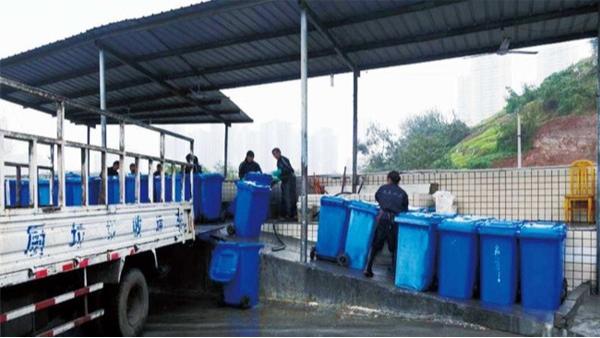 垃圾场废气处理