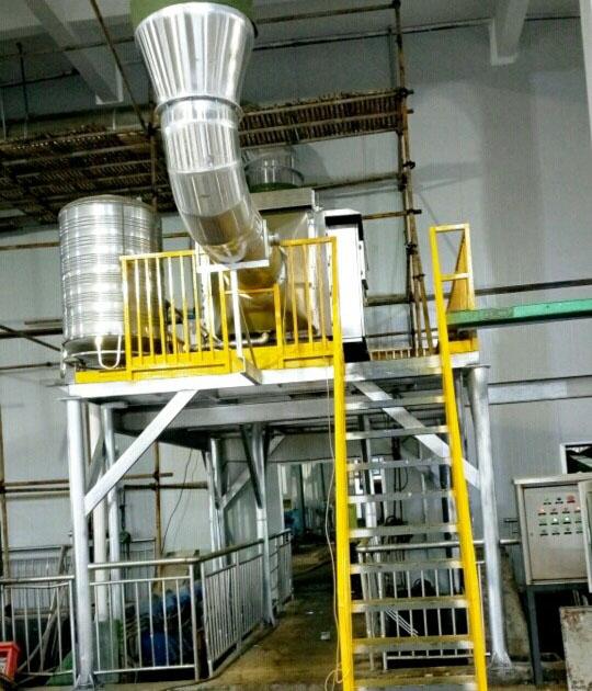 废气处理,废气处理设备,废气除臭处理设备,饲料废气处理设备